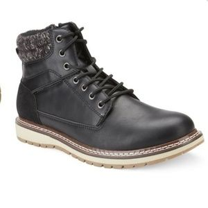 Reserved footwear boots